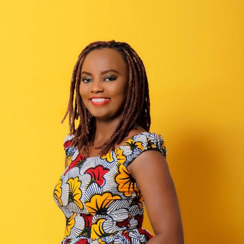 Edith Brou, the Queen of the Ivorian web